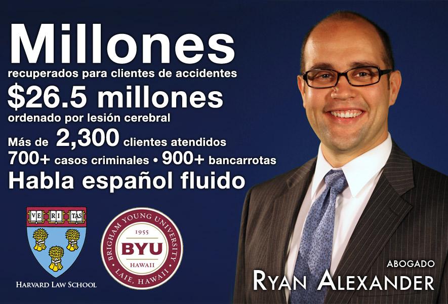 Attorney Ryan Alexander Las Vegas